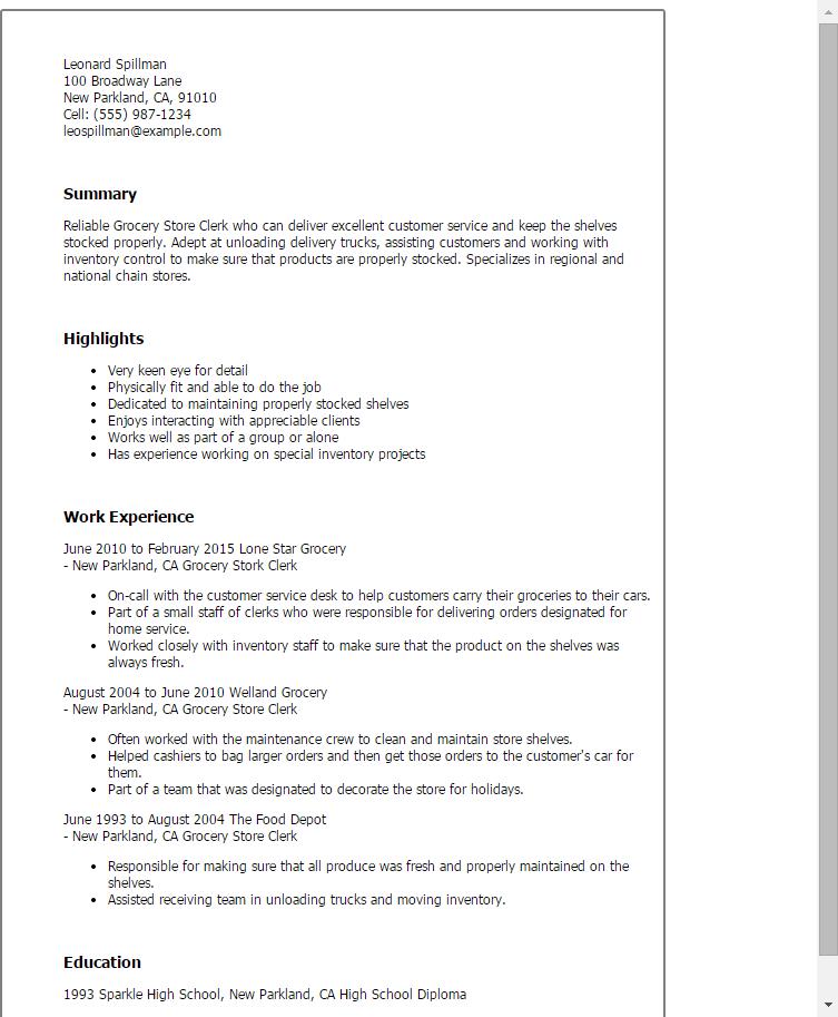 cashier resume example page cashier job description resume duties and