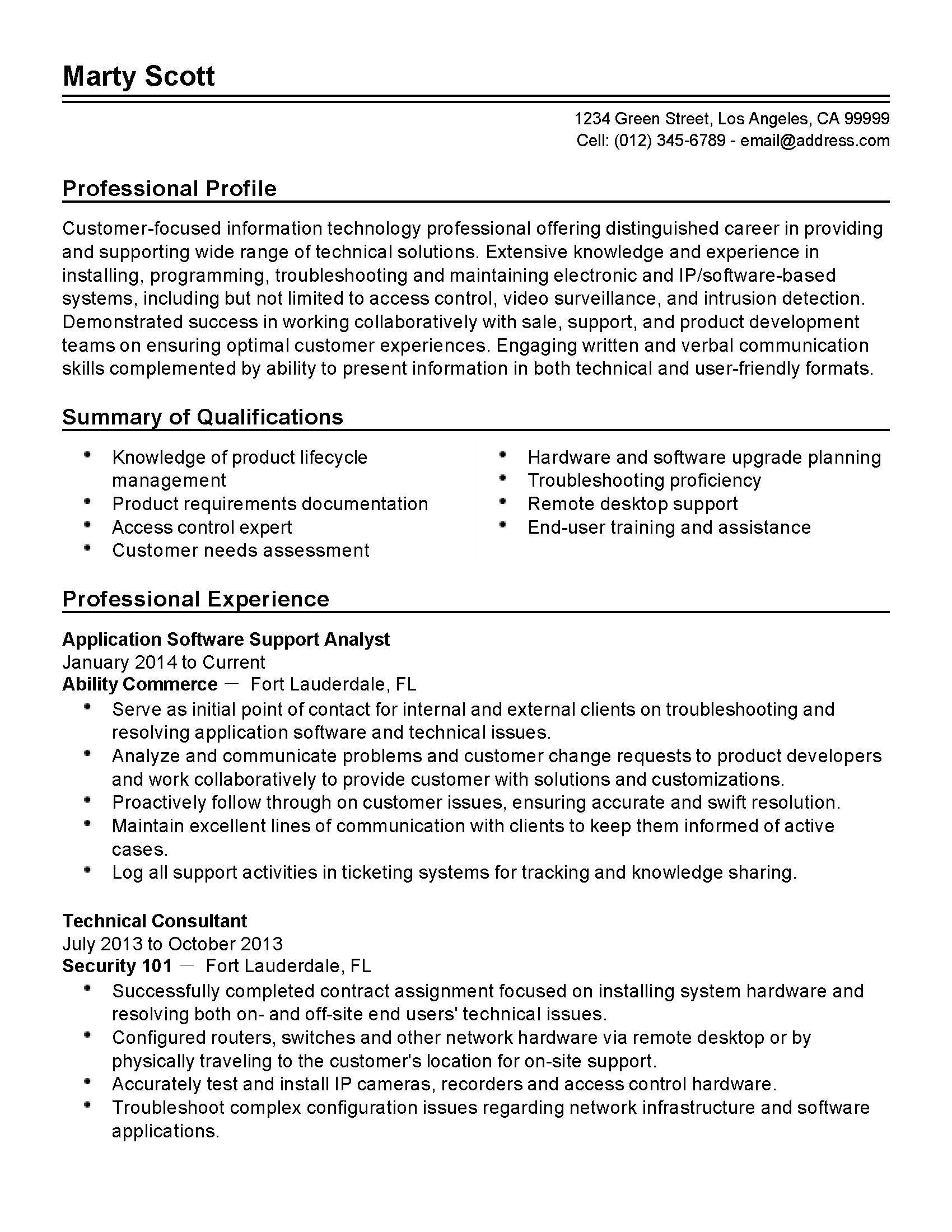 Actuarial Analyst Resume Lafolia Eu