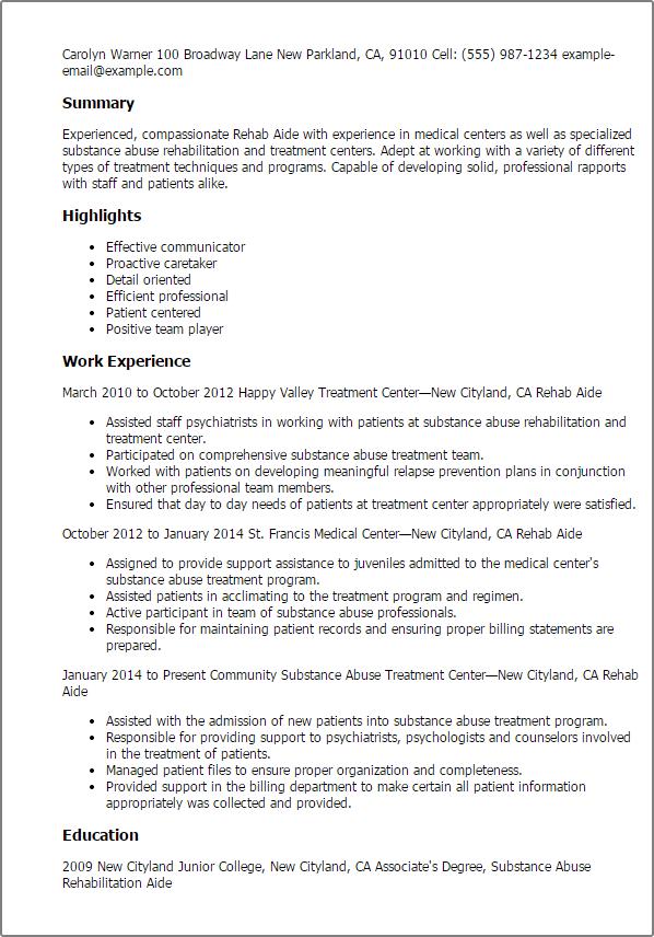 resume format registered nurses home health aide resume sample