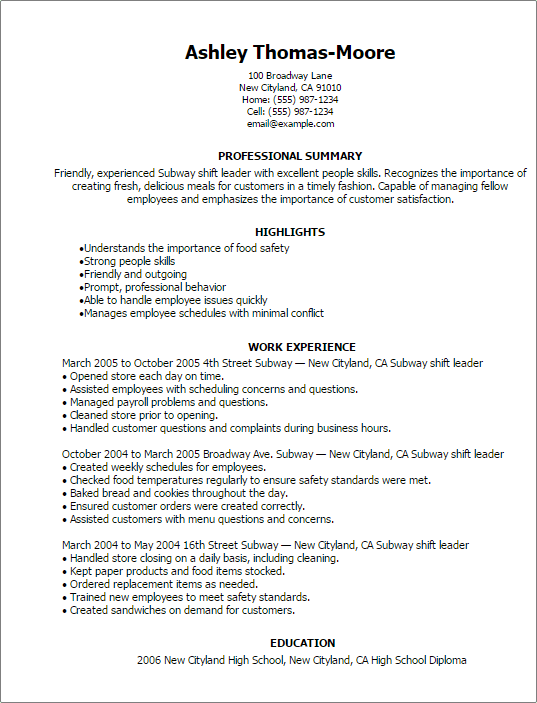 warehouse job examples cover letter