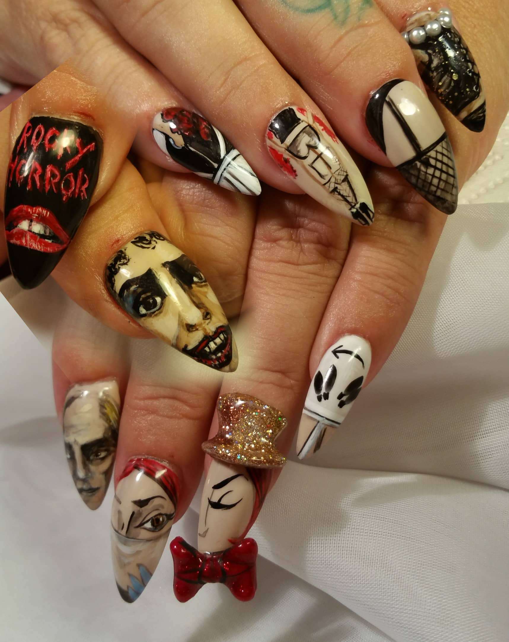 NAILS Next Top Nail Artist