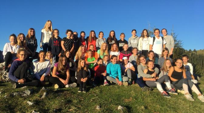 Schülerliga Volleyballcamp am Hochkar