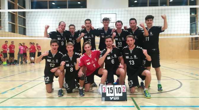 11teamsports 1. NÖ LL Herren / Waldviertel – Perchtoldsdorf 3:2