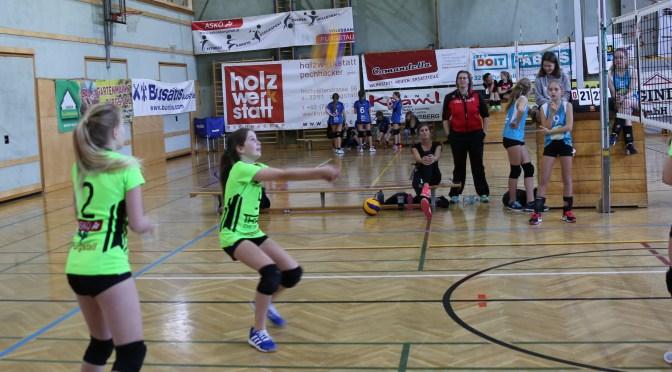 U13 Turnier in Purgstall