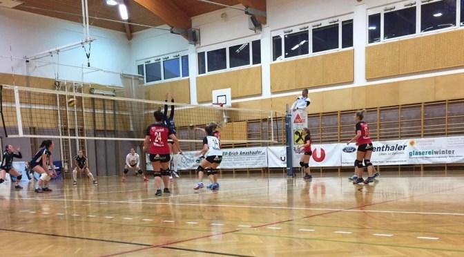 11teamsports 1. NÖ LL Damen / Nibelungengau : Melk 3:0