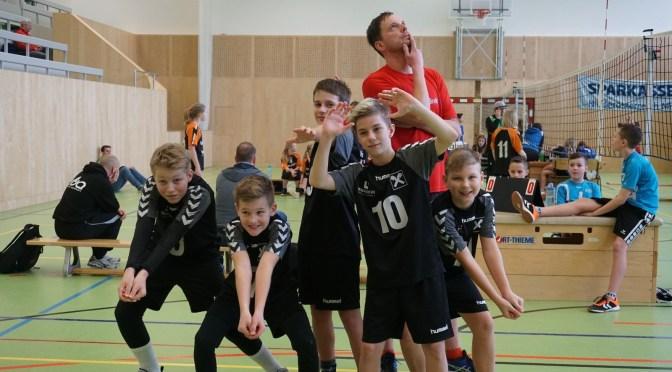U12 Mixed / Platz 1 für die U12-Nordmänner