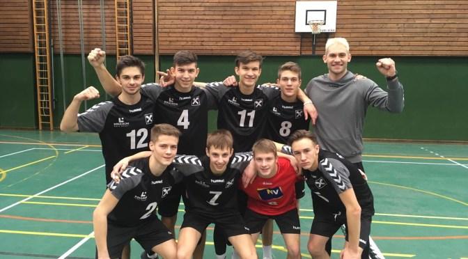 U19 Männlich / Bronze für U19 Waldviertel