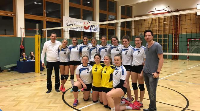 11teamsports 1. NÖ LL Damen / Böheimkirchen – Melk 3:1