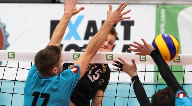 Austrian Volley Cup Herren / Fünfter Cupfinaleinzug für VCA Amstetten NÖ in Folge