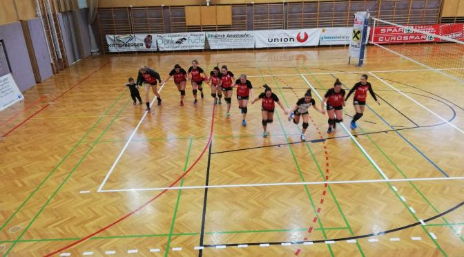 11teamsports 1. NÖ LL Damen / Nibelungengau – Sokol 3:0