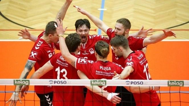Start der Halbfinalserie in Zwettl