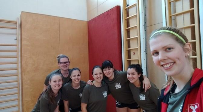 11teamsports 1. NÖ LL Damen / Südstadt – Nibelungengau 3:1