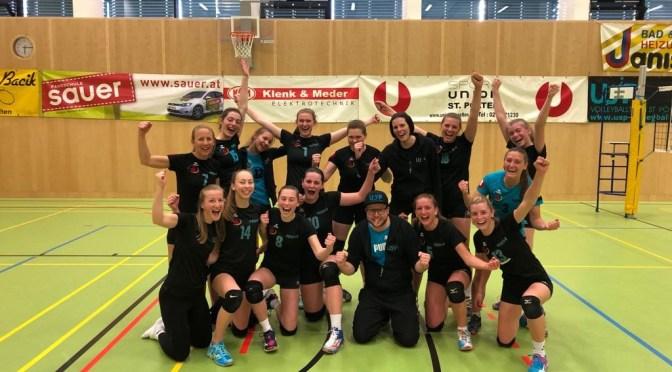 NÖ Cup Damen / Panther Ladies im Cup-Finale