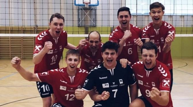 Sieg und Niederlage für URW Landesliga-Team