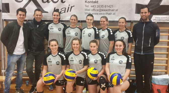 11teamsports 1. NÖ LL Damen / Ternitz – Südstadt 3:1