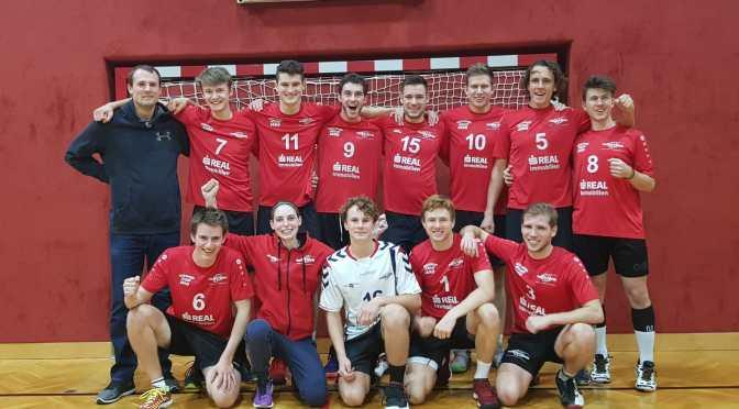 11teamsports 1. NÖ LL Herren / Perchtoldsdorf – Aschbach 2:3