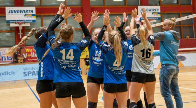 11teamsports 1. NÖ LL Damen / Zwettl – Sokol 1:3