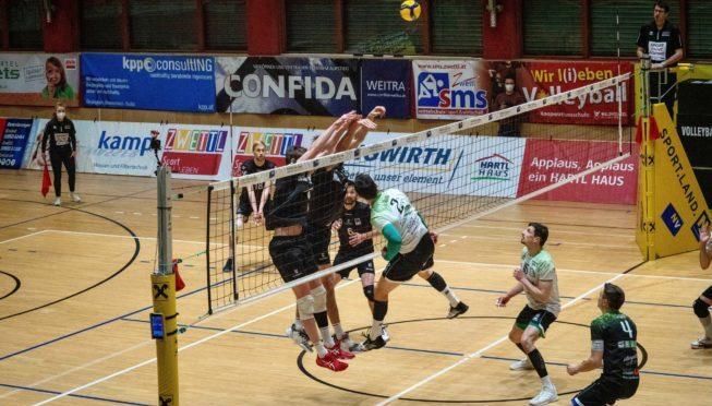 Volley League Men / Waldviertel – Graz / Wieder ein Auswärtssieg im Halbfinale