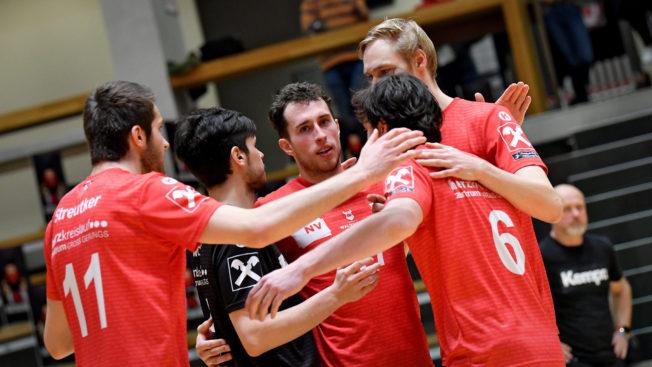 Volley League Men / Waldviertel: Traum vom Finale geplatzt