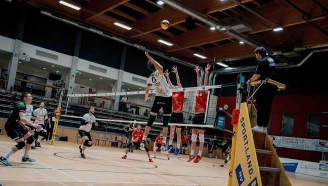 Volley League Men / Waldviertel / Abermaliger 5-Satzkrimi denkbar knapp an Graz