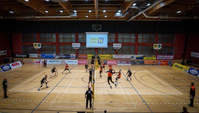 Volley League Men / Waldviertel: Nur noch ein Sieg fehlt zu Bronze