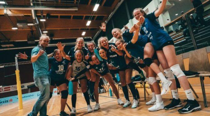 1. Ladesliga Damen / SPU Sparkasse Zwettl Volleyballteam– VB NÖ Sokol