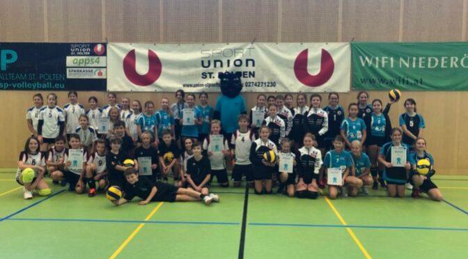RAZ Mitte-U14-Turnier in St. Pölten