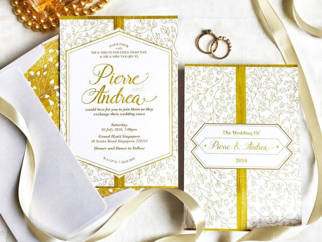 Wedding Invitation Cards In Singapore 5 Online S To