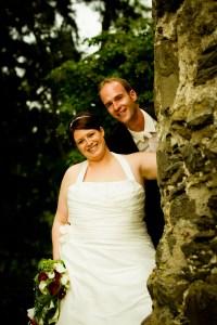 Hochzeit im Westerwald mit Feier im Hotel Zugbrücke