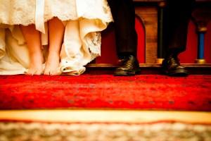 Hochzeit mit kanadischem Paar in Kamp-Bornhofen