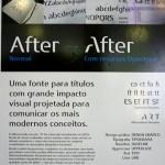 Typographie – Ausstellung