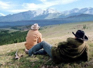 """The beautiful landscapes of """"Brokeback Mountain"""""""