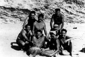 Volunteer pilots_1948