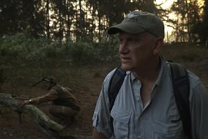 "Dr. Alan Rabinowitz, in ""Tiger Tiger"""