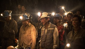 Director Patricia Riggen opted to shoot The 33 in actual mines rather than on a sound stage.