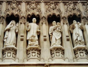 20th-century Martyrs, Westminster Abbey