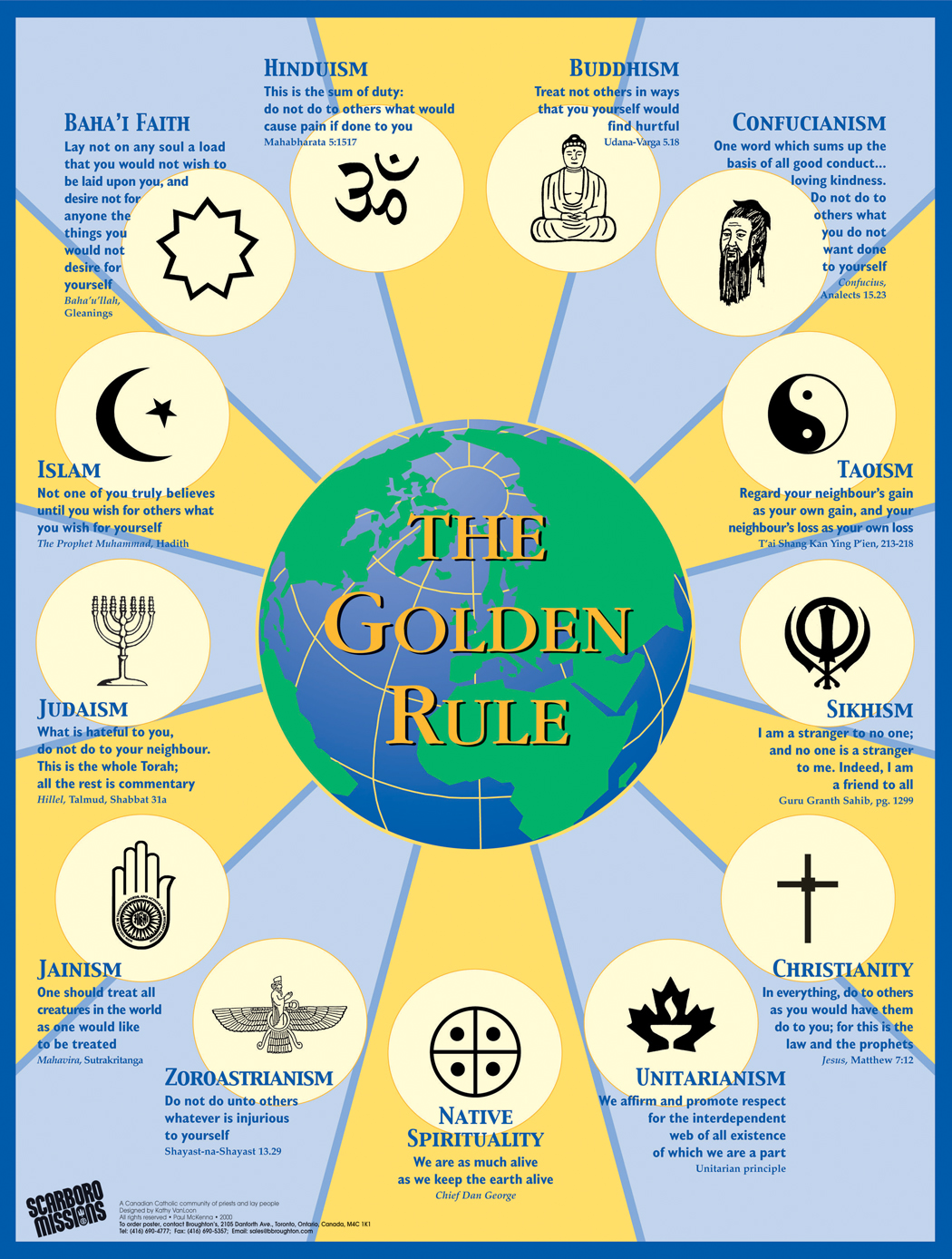 Why The Golden Rule Is So Golden In Current Times