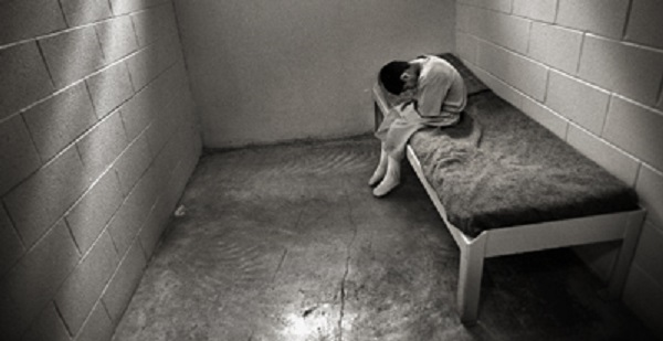 Image result for child in prison cell