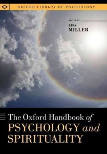 OxfordHandbookofPsychandSpirituality_Cover