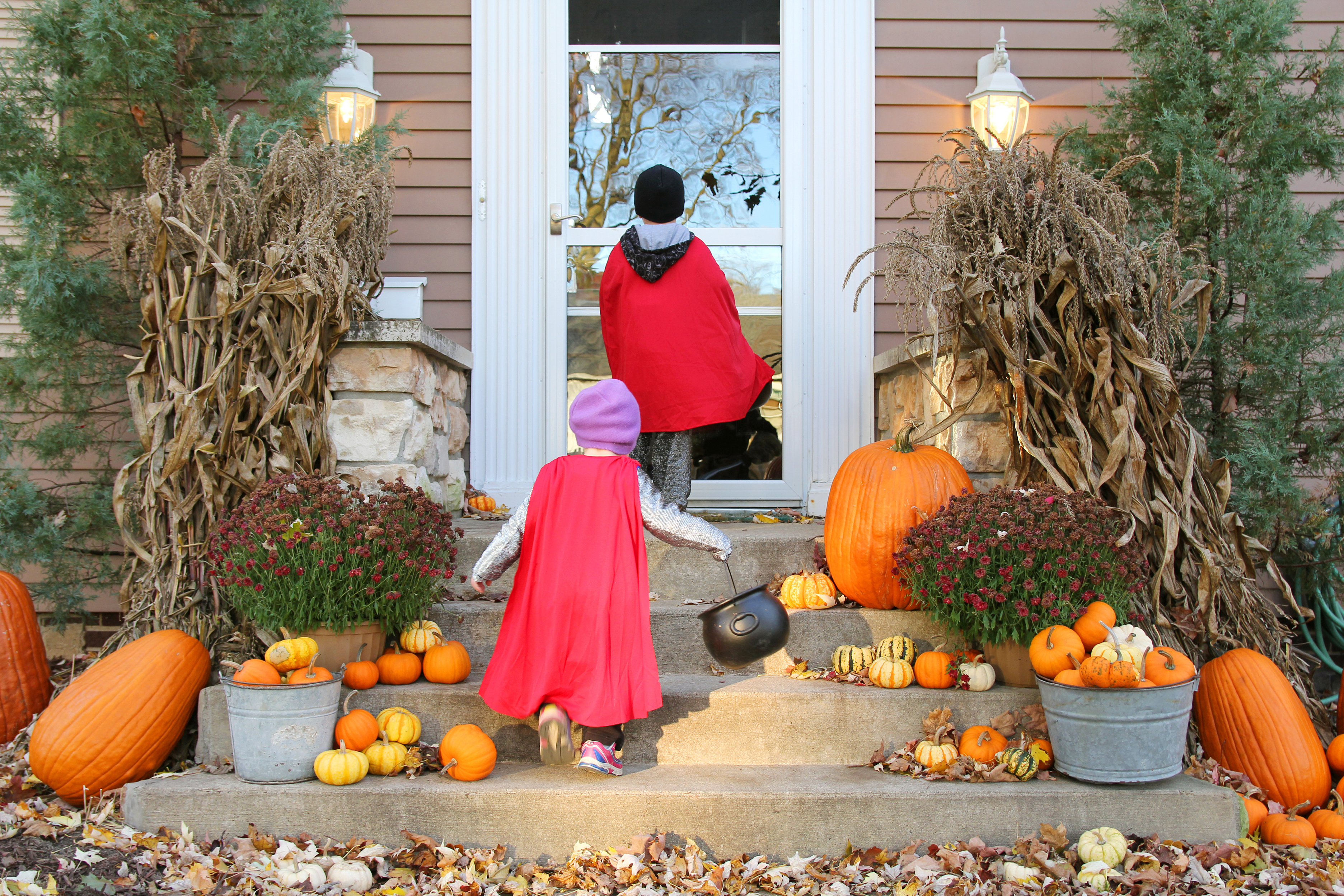 The Evil Part Of Halloween You Probably Didn T Think Of