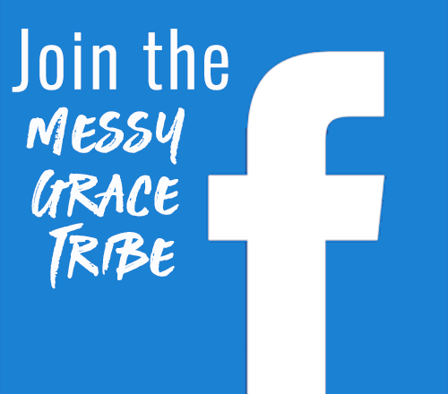 Join the Grace is Messy Tribe!