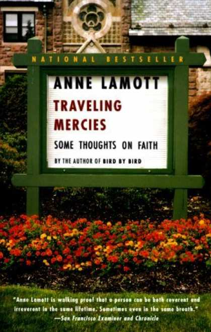 Traveling Mercies, by Anne Lamott