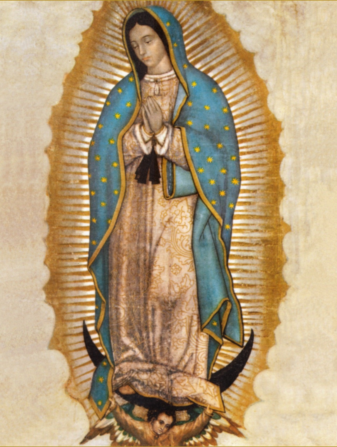 Our Lady Of Guadalupe At Last