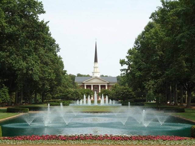 Furman University | Father Pablo
