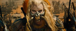 Hugh Keays-Byrne is Immortan Joe.