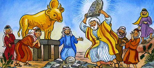 Image result for golden calf