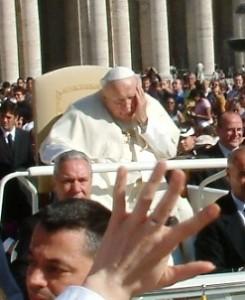 "A testament to John Paul II's fortitude ""JPII 29-09-2004 portret"". Licensed under CC BY-SA 3.0 via Wikimedia Commons - http://commons.wikimedia.org/wiki/File:JPII_29-09-2004_portret.jpg#mediaviewer/File:JPII_29-09-2004_portret.jpg"