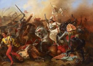 August_Gustav_Lasinsky_Johanna_von_Orléans_in_der_Schlacht