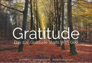 gratitude day 2