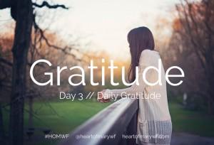 gratitude day 3